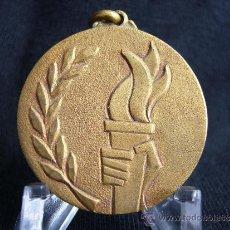 Coleccionismo deportivo: MEDALLA DEPORTIVA. LA SALLE BONANOVA. FACSEDI. AÑO 1963.. Lote 31652203