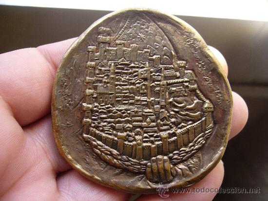 Coleccionismo deportivo: Medalla de participante Dubrovnik 1969 - Foto 2 - 31661719