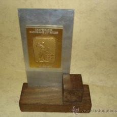 Coleccionismo deportivo: CAMPEONATOS NACIONALES JUVENILES - D.N. SECCION FEMENINA - MADRID1973. Lote 32840967