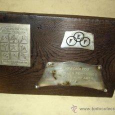 Coleccionismo deportivo: CAMPEONATOS NACIONALES FEMENINOS - D.N. SECCION FEMENINA - AÑO OLIMPICO 1972. Lote 32841053