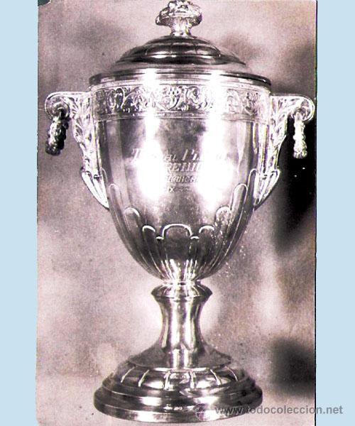 Coleccionismo deportivo: COPA DEPORTIVA PLATEADA,GRABADA -TIRO AL PLATO, I PREMIO SALAMANCA 22-IX-46- - Foto 3 - 33609598