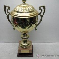 Coleccionismo deportivo: TROFEO AGHER (GUADALAJARA). Lote 33865213