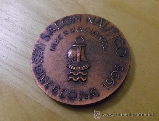 Coleccionismo deportivo: XXXIV Salon Náutico Internacional Barcelona 1995 - Barco Crucero Príncipe Alfonso 1927 - Foto 2 - 34976894