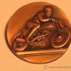 Coleccionismo deportivo: MEDALLA BRONCE PEÑA MOTORISTA BARCELONA - III PROVA REGULARITAT PENEDES 1979. Lote 36629222
