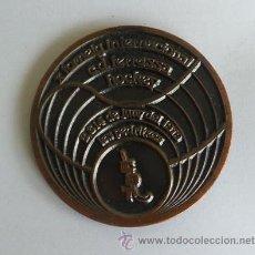 Coleccionismo deportivo: BUENA MEDALLA DE HOCKEY - X TORNEIG INTERNACIONAL C.D. TERRASSA 1979 LES PEDDRITXES . Lote 36952849