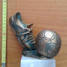 Coleccionismo deportivo: TROFEO DE FUTBOL 4. Lote 38691902