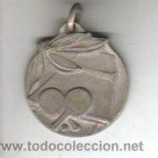 Coleccionismo deportivo: MEDALLA DE PING-PONG - DETRAS EN BLANCO - TENIS DE MESA. Lote 40117673