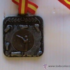 Coleccionismo deportivo: MEDALLA DEL CAMPEONATO DE TIRO. SANTA BARBARA ´93.. Lote 40784491
