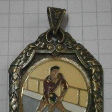 Coleccionismo deportivo: MEDALLA HOCKEY. Lote 41781311