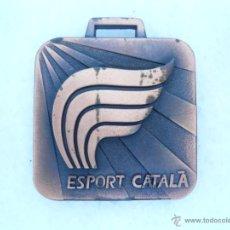 Coleccionismo deportivo: MEDALLA DE BRONCE ESPORT CATALÁ. GENERALITAT DE CATALUNYA. Lote 43487820