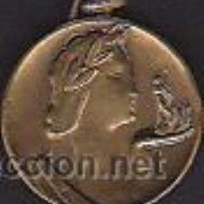 Coleccionismo deportivo: MEDALLA SKY TROFEO VILASECA LA MOLINA 1942. Lote 44199015