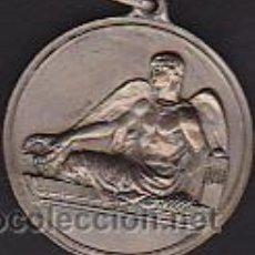 Coleccionismo deportivo: MEDALLA CENTRE EXCURSIONISTA DE CATALUNYA 1946-1947 ENTRENAMENTS. Lote 44199253