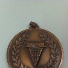 Coleccionismo deportivo: MEDALLA DE PARTICIPANTE . CRITERIUM INTERCLUB E INTERREGIONAL .TARRASA 1966. Lote 45185316