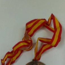 Coleccionismo deportivo: MEDALLA CAMPEONATO ESCOLAR JUVENIL DE NATACION CURSO 68-69. Lote 45197537
