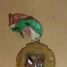 Coleccionismo deportivo: MEDALLA. LANZAMIENTO DE DISCO. MEXICO - CUBA. 1955. Lote 150985778