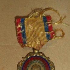 Coleccionismo deportivo: MEDALLA. FUNDACION INTERNACIONAL ELOY ALFARO. 1842-1912. CONMEMORATIVA. ECUADOR. Lote 45459804