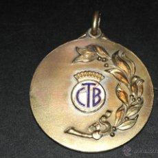 Coleccionismo deportivo: MEDALLA CTB II TROFEO PRENSA Y RADIO 1961 COMPRA MINIMA PARA ENVIAR 5 EUROS. Lote 45815700