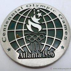 Collectionnisme sportif: MEDALLA ATLANTA CENTENNIAL OLYMPIC GAMES 1996 JUEGOS OLÍMPICOS. Lote 45816005