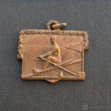 Sports collectibles - Medalla remo años 20-30 - 46344946