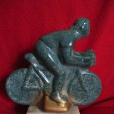 Coleccionismo deportivo: TROFEO DE CICLISMO. Lote 46403360