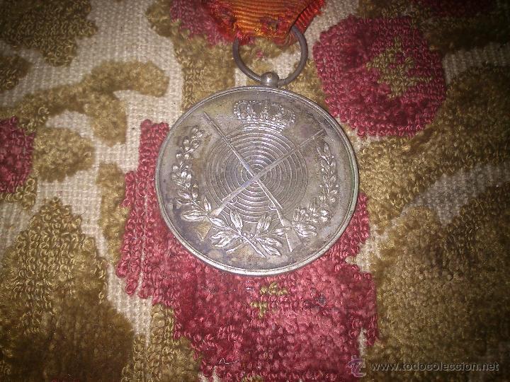 Coleccionismo deportivo: insignia, medalla pin de tiro olimpico - Foto 2 - 46412499