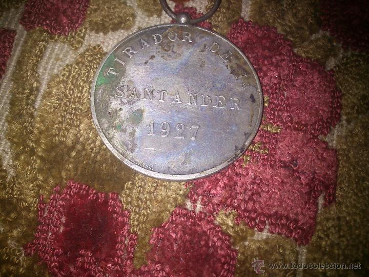 Coleccionismo deportivo: insignia, medalla pin de tiro olimpico - Foto 3 - 46412499