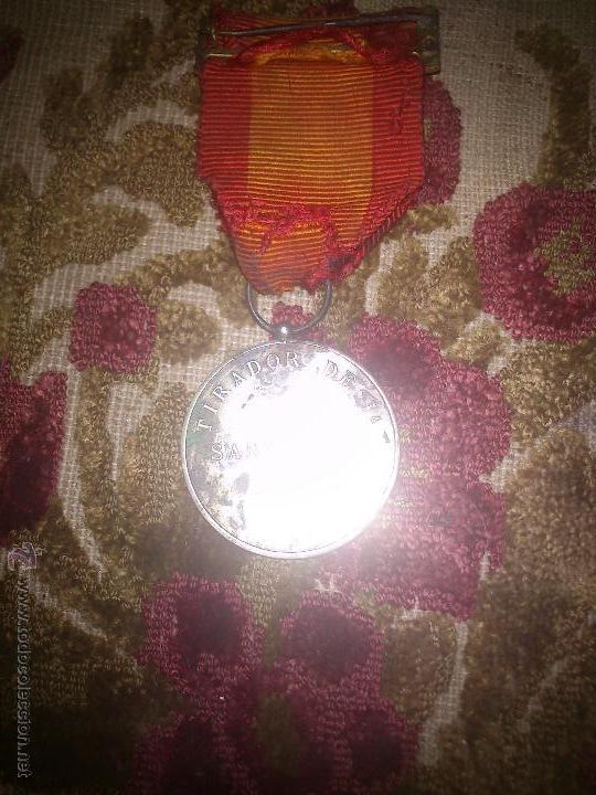 Coleccionismo deportivo: insignia, medalla pin de tiro olimpico - Foto 4 - 46412499