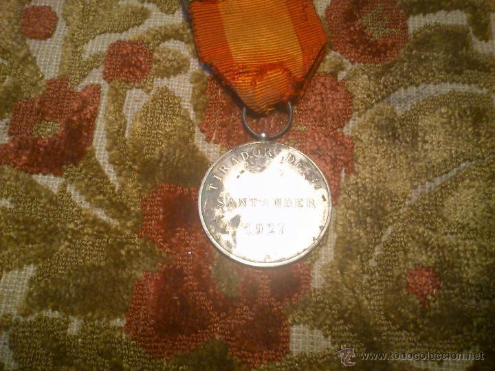 Coleccionismo deportivo: insignia, medalla pin de tiro olimpico - Foto 5 - 46412499