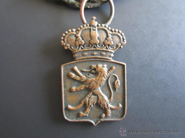 INSIGNIA DE LA R.F.E.H. CAMPEONATO ESPAÑA HOCKEY. SUBCAMPEÓN SANTANDER, 1944. 3.5 X 2.2 CM (Coleccionismo Deportivo - Medallas, Monedas y Trofeos - Otros deportes)