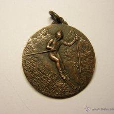 Coleccionismo deportivo: MEDALLA CURSO ESQUÍ MOLINA.. Lote 47683993