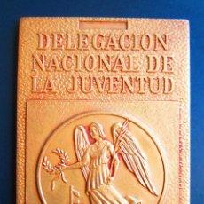 Coleccionismo deportivo: MEDALLA DELEGACION NACIONAL DE LA JUVENTUD. XXIII JUEGOS ESCOLARES NACIONALES. MADRID 1971. Lote 47977830