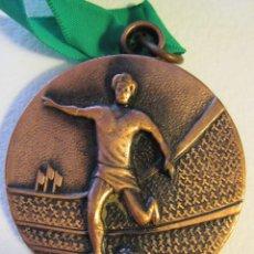 Coleccionismo deportivo: MEDALLA ASOCIACION ESPAÑOLA DE SUBBUTEO. BARCELONA 1981. DIAM. 4 CM. Lote 49463982