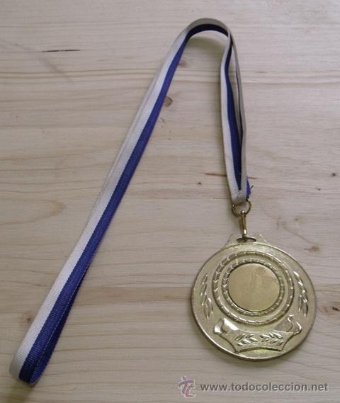 MEDALLA BALONCESTO - SIN GRABAR (Coleccionismo Deportivo - Medallas, Monedas y Trofeos - Otros deportes)