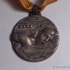 Coleccionismo deportivo: ANTIGUA MEDALLA DE NATACIÓN. Lote 51006033