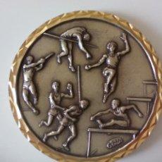 Sports collectibles - Medalla de atletismo, trofeo de metal - 51147198