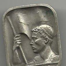 Coleccionismo deportivo: MEDALLA PRENDEDOR DE OLIMPIADA 1 VIII 1934 . Lote 51681866