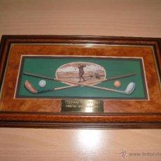Coleccionismo deportivo: TORNEO DE OTOÑO CLUB DE GOLF CAMPOMAR 1994 ESPAÑA. Lote 52459813