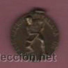 Coleccionismo deportivo: MEDALLA FEDERACIÓN CATALANA DE HOCKEY CAMPEONATO DE CATALUÑA CAMPEON INFANTIL 1959 -60. Lote 53647585