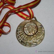 Colecionismo desportivo: MEDALLA DEPORTIVA DE CICLISMO. Lote 54149261