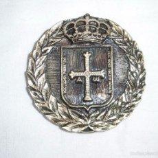 Collectionnisme sportif: MEDALLA CONMEMORATIVA XII MARCHA REGIONAL DE VETERANOS PAJARES 1990.FEDERACION MONTAÑISMO ASTURIAS. Lote 55771379