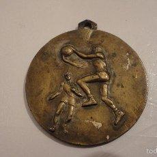 Coleccionismo deportivo: ANTIGUA MEDALLA.BALONCESTO.CLUB NAUTICO.SEVILLA.1968. Lote 56526000