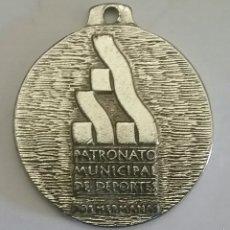 Coleccionismo deportivo: MEDALLA CONMEMORATIVA DEL PATRONATO MUNICIPAL DE DEPORTES.. Lote 56800667