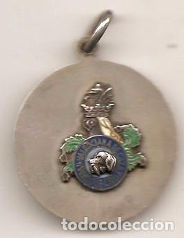 Coleccionismo deportivo: Valencia. Medalla de plata. Sociedad valenciana de caza y tiro - Foto 2 - 61405347