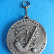 Coleccionismo deportivo: MEDALLA CLUB PATÍN IRLANDESAS - IV TORNEO INTERNACIONAL - AÑO 2014. Lote 61820012