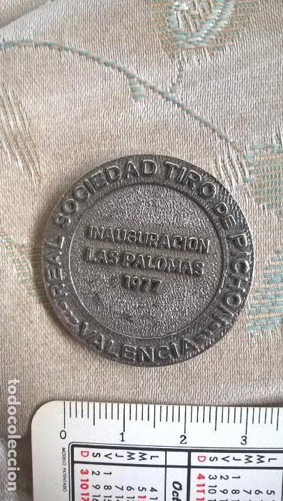 Coleccionismo deportivo: Tiro pichón. Valencia. 1977 - Foto 2 - 61825904