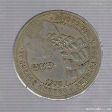 Coleccionismo deportivo: MEDALLA. IV JUEGOS CENTRO AMERICANOS Y DEL CARIBE. PANAMA. 1938. VALE DESCUENTO EN NOVEDADES ANTONIO. Lote 62327456