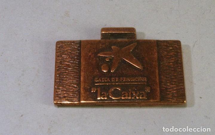 MEDALLA DEPORTIVA DE LA CAIXA (Coleccionismo Deportivo - Medallas, Monedas y Trofeos - Otros deportes)