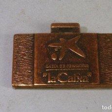 Coleccionismo deportivo: MEDALLA DEPORTIVA DE LA CAIXA. Lote 65946434