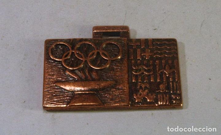 Coleccionismo deportivo: Medalla deportiva de la Caixa - Foto 2 - 65946434