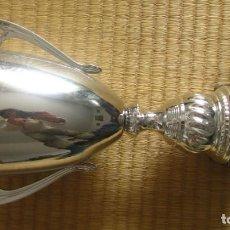 Coleccionismo deportivo: TROFEO GRANDE METAL Y BASE DE MARMOL. Lote 67946501